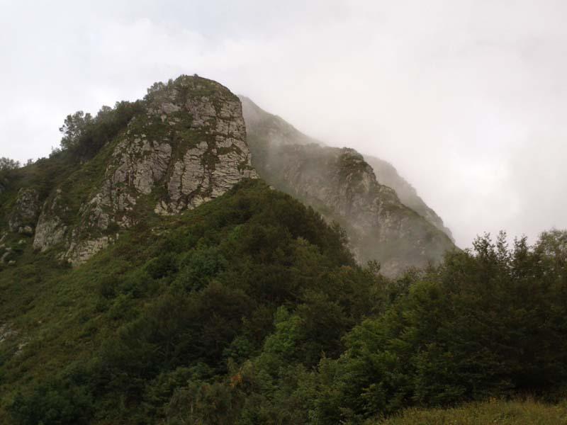 Горный хребет Ачишхо
