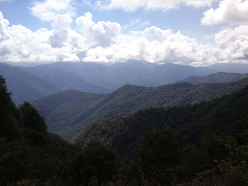 Горные панорамы Ачишхо