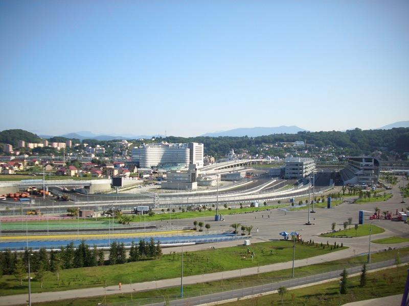 Экскурсия Трасса Формула 1