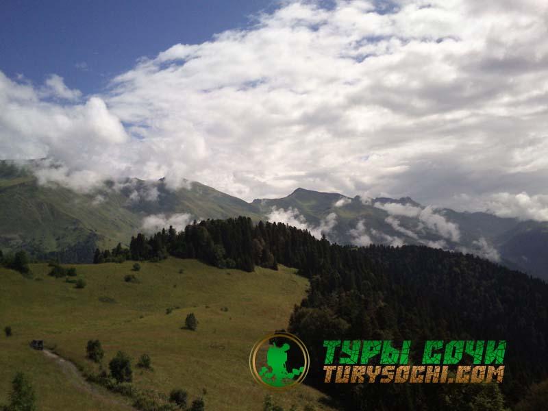 Джиппинг в горах Сочи
