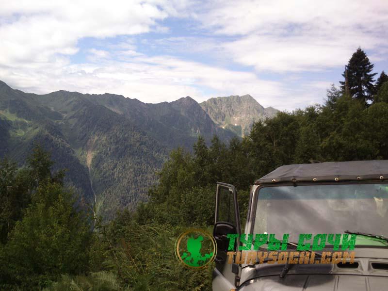 Джиппинг в горы