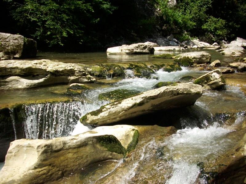 Поход к водопадам Сочи
