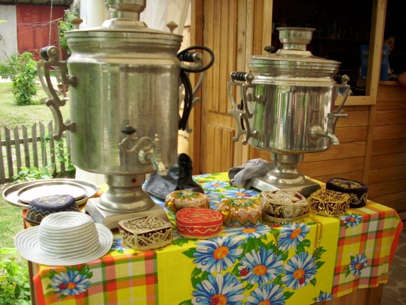 Искусство приготовления чая