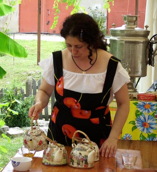 Дегустация чая в Сочи