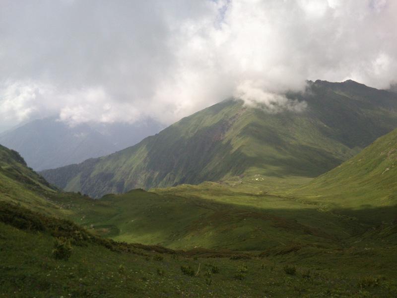 Горы Заповедника