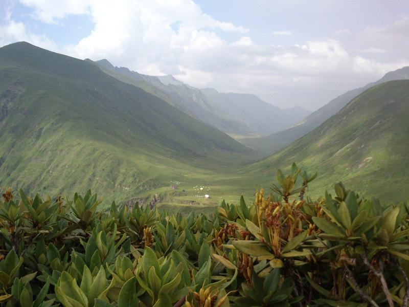 Горная долина Псеашхо