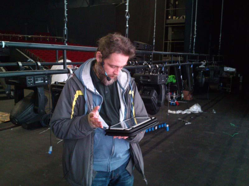 Подготовка концерта