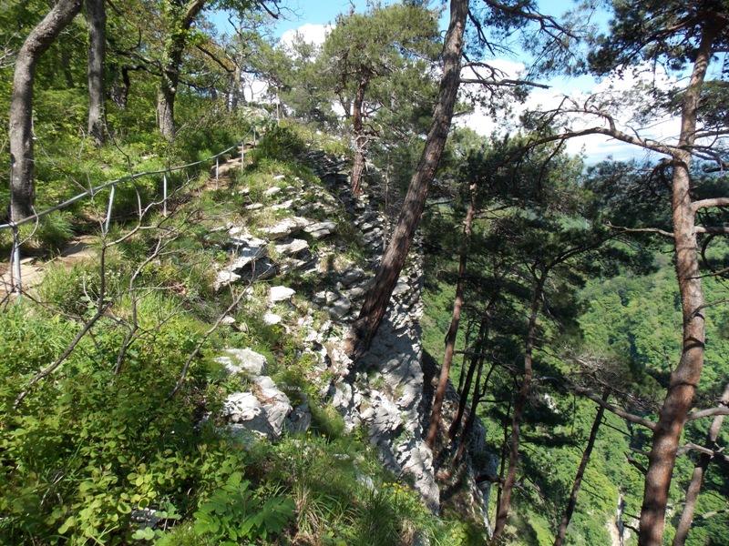 Поход Орлиные Скалы