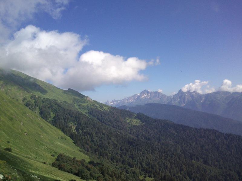 Экскурсии в горы, индивидуально