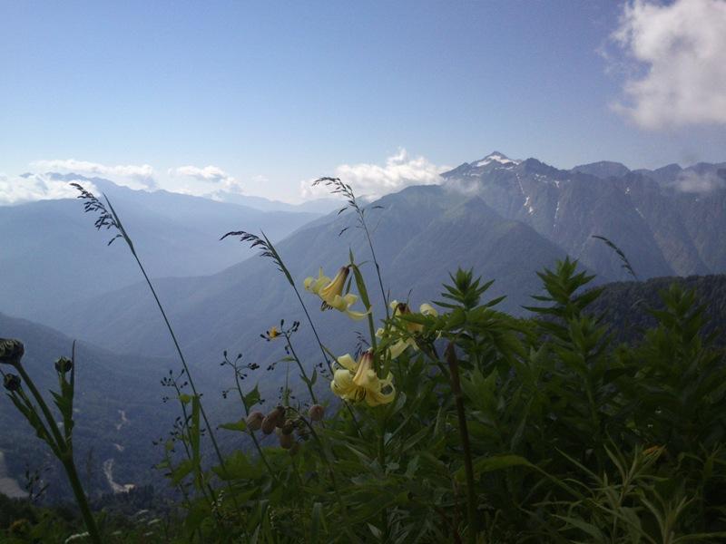 Экскурсии в горы Красной Поляны