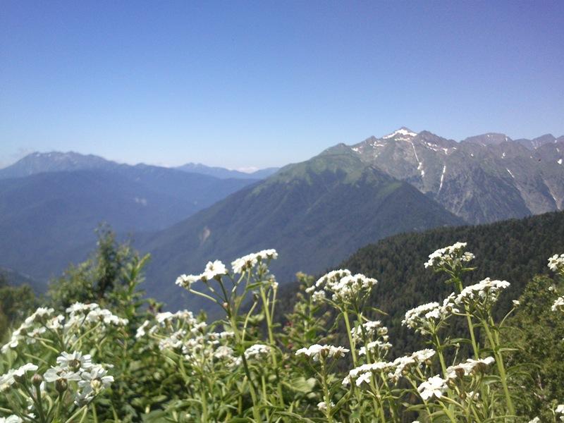 Прогулки в горах