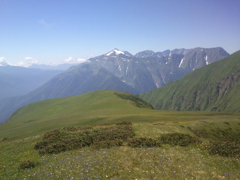 Индивидуальная Экскурсия в горы