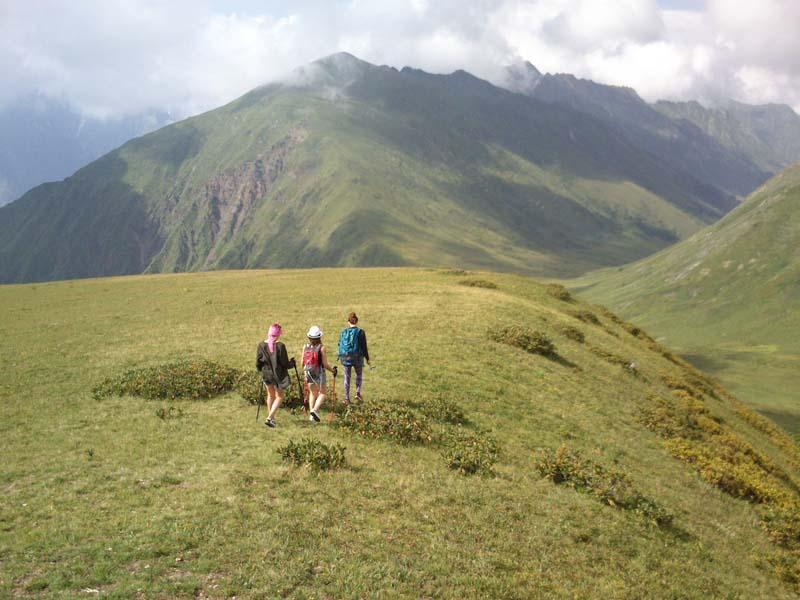 Организация Экскурсий в горы