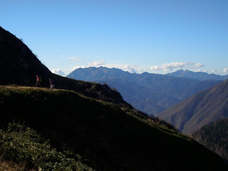 Переход в горах