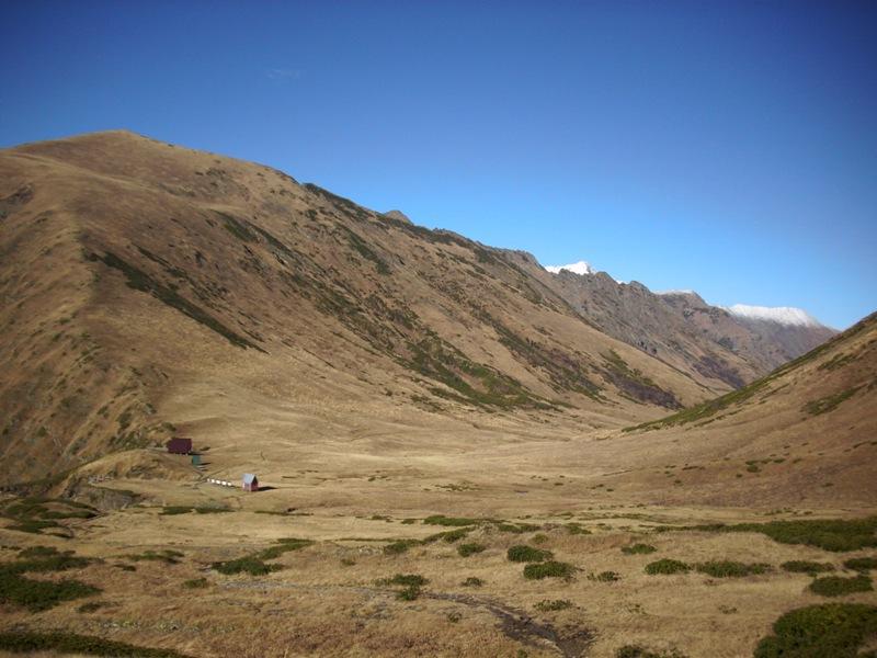 Бзерпинский горный приют