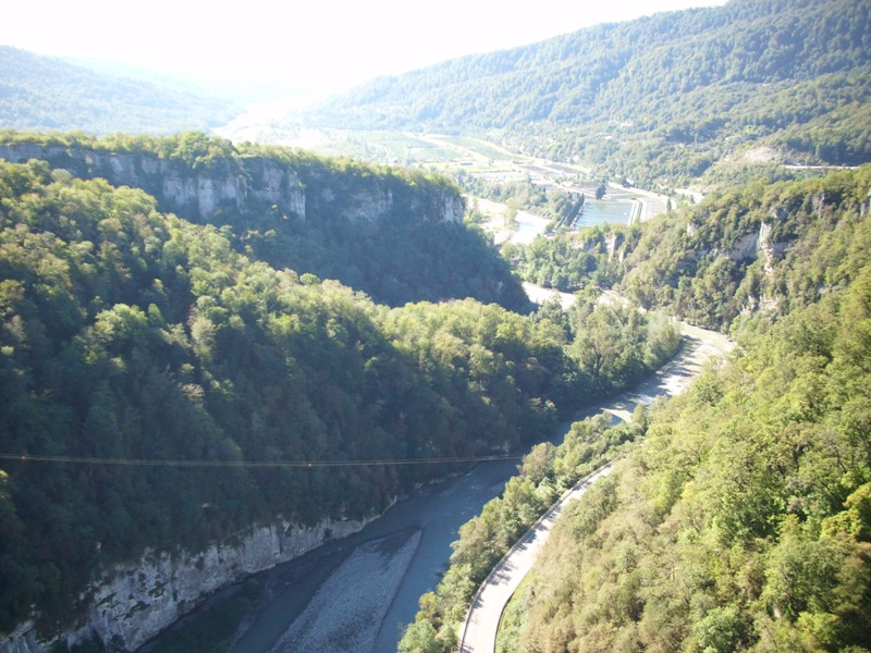 поход через Колхидский лес