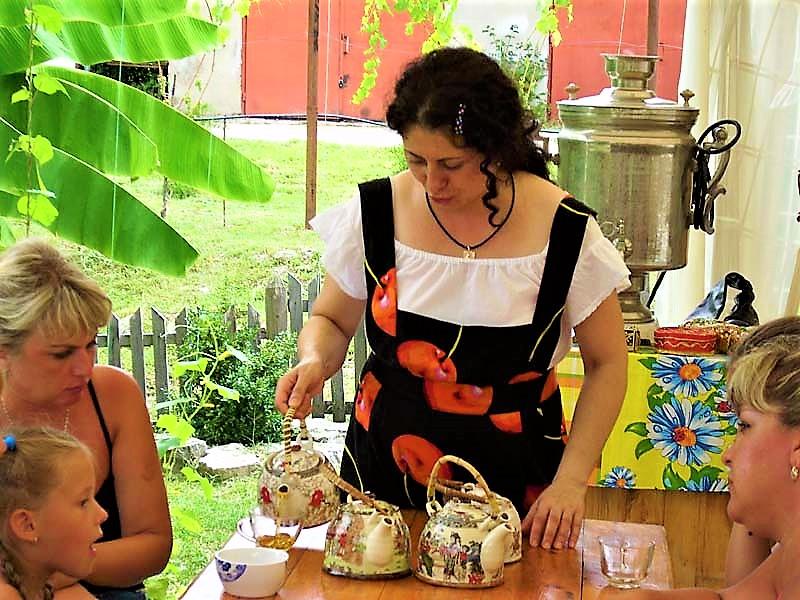 Чайно-гастрономический тур