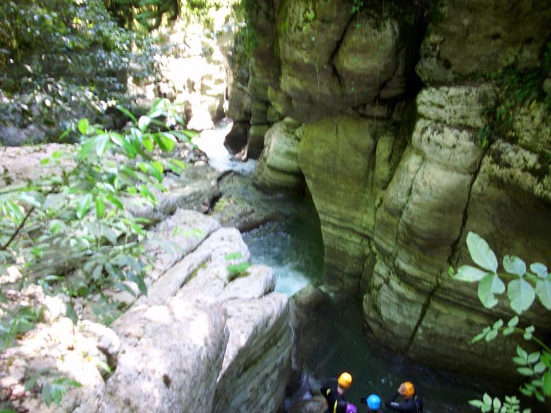 Походы по каньонам