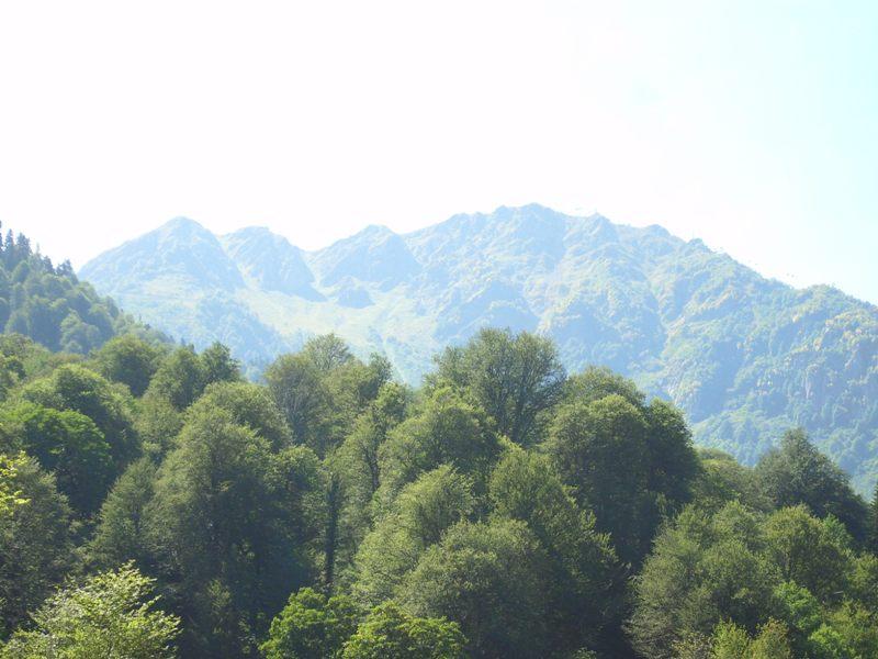 поход в горы Аибги