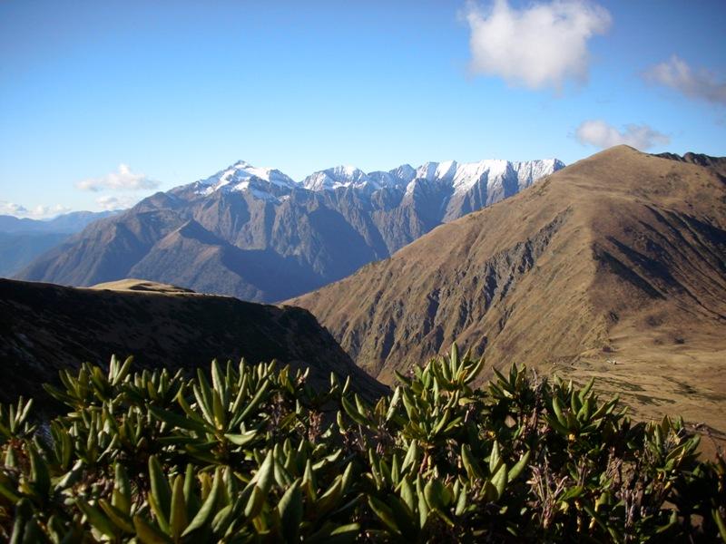 Туры в горы