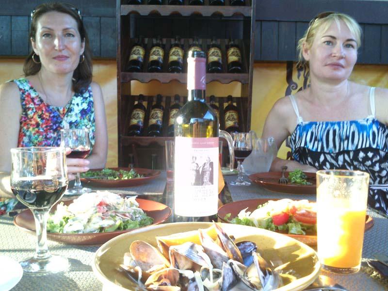Виноделие в Абхазии