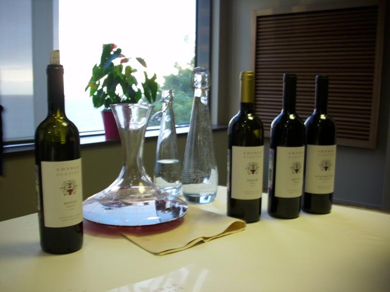 Тур с дегустацией вин