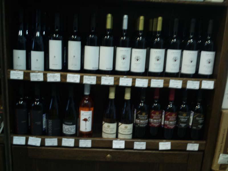 Обзор вин