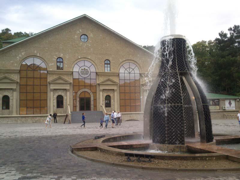 Винный дом Абрау Дюрсо