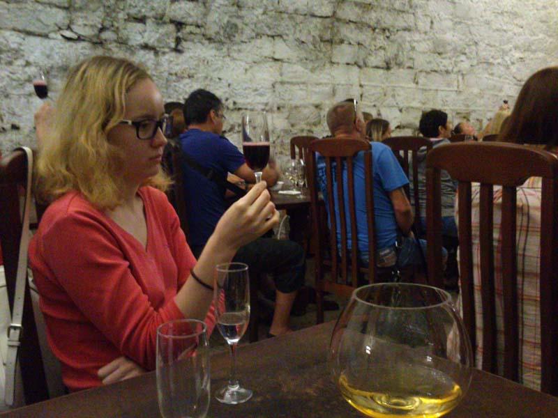 Дегустация игристых вин